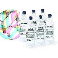 Caja 6 Botellas de 1 litro de Bioetanol FIRSTLINE aroma Sweet