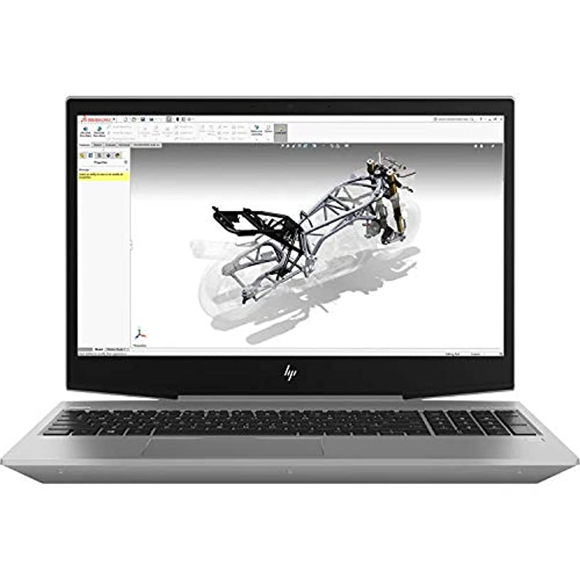HP Zbook 15v G5 Mobile Workstation - Windows 10 Pro - Intel Six-Core i7-8750H, 16GB RAM, 512GB PCIe NVMe SSD, 15.6