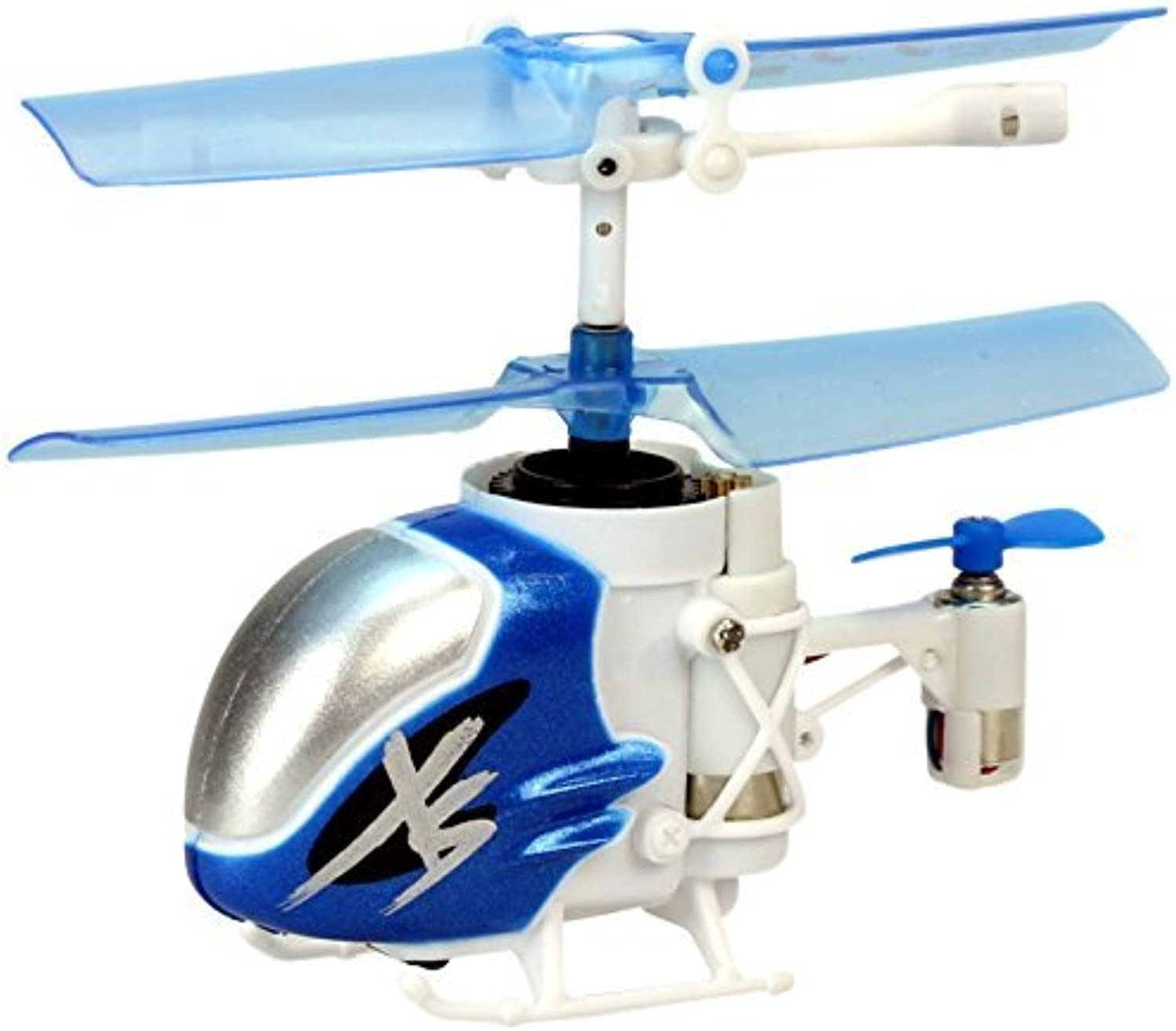 precios bajos platalit Nano Falcon XS XS XS The Smallest 3-Channel I R Remote Control Gyro Helicopter in The World by plataLit  ventas en linea