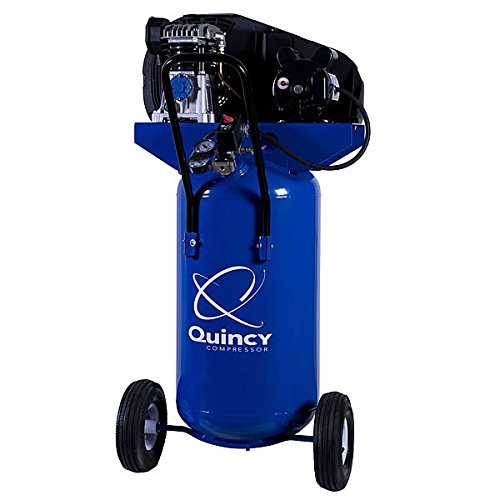 Quincy Single-Stage Portable Electric Air Compressor - 2 HP,...