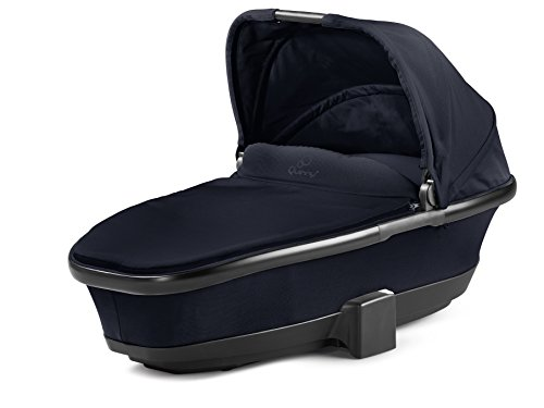 Quinny opvouwbare babydraagtas, midnight blauw