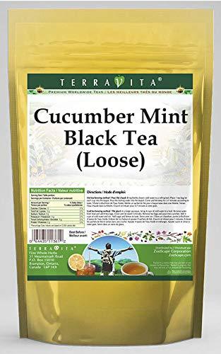 Max 69% OFF Cucumber Mint Black Tea Loose 4 536974 Pack Alternative dealer oz - 3 ZIN: