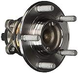 WJB WA513343 Front Hub Assembly/Wheel Bearing Module (Cross Reference: Timken HA590592 / Moog 513343 / SKF BR930846)