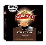 Saimaza Saimaza 88893 Café Extra Fuerte - 5 Paquetes de 20 cápsulas