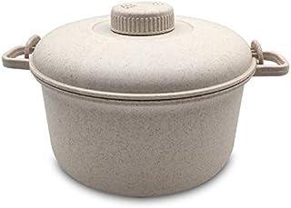 BEPER - Olla a presión para microondas, polipropileno