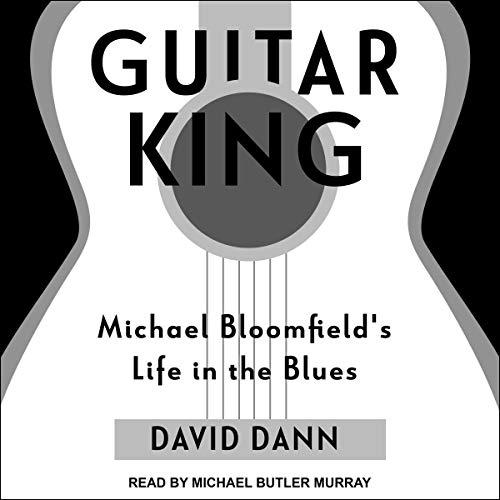 Guitar King Audiobook By David Dann cover art