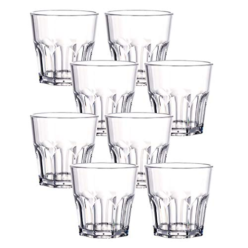 Vasos Plastico Reutilizable Marca Tebery