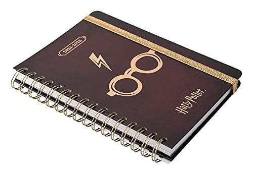 Diario Scuola 2021 2022 Harry Potter Classic, Diario Agenda Settimanale 2021 2022 con 12 mesi, 21x14,8 cm, ideale come agenda universitaria 2021 2022 e diario scuola 2021 2022 superiori