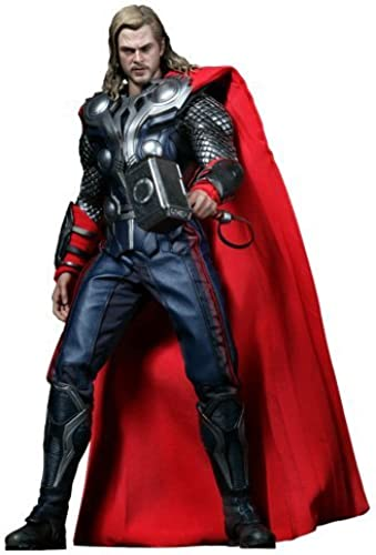 Hot ToysMovie Masterpiece - 1 6 Scale Fully Poseable Figure  The Avengers - Thor by Hot Toys