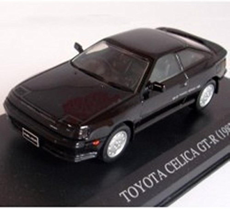 1 43 DISM ST162 Celica GT-R Spttyp ('89) (Schwarz)
