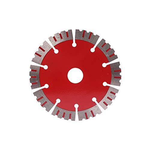 133 mm Sägeblatt für Marmor, Beton, Porzellan, Fliesen, Granit, Quarzstein, passend für Schneidemaschinen