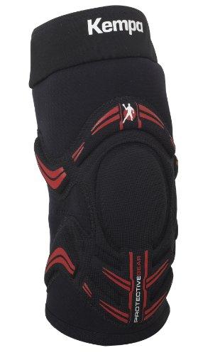 Kempa Erwachsenen Knieprotektor Protective Gear, schwarz, XL/XXL, 200650501
