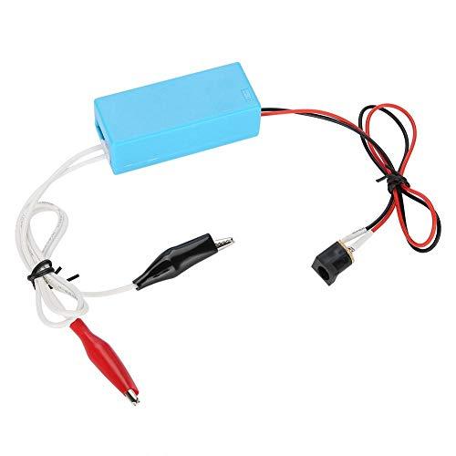 Tonysa LED TV Hintergrundbeleuchtung Tester,12V CCFL Tester,Kompatibel mit LCD Bildschirm/Pachtkabel/12V/1A 4A Stromversorgung des Monitors für CCFL/LED Hintergrundbeleuchtung