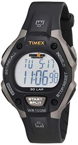 Timex Men's T5E901 Ironman Classic 30 Gray/Black...