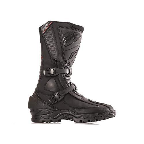 RST 1656 Adventure ll Waterproof - Botas de agua (talla 47 12), color negro