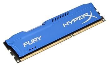 Kingston HyperX FURY 8GB 1866MHz DDR3 CL10 DIMM - Blue  HX318C10F/8