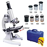 DLMPT Monokulares Mikroskop Mit 5X