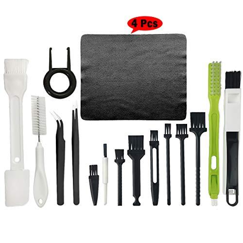 19 in 1 Plastic Keyboard Cleaning Brush Anti Static Car Keyboard Cleaning Kit