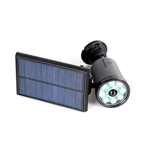 WRQING Luz de Inundación con Energía Solar, Foco led con Sensor de...