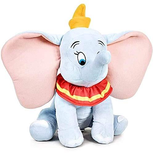 playbyplay Plush Disney - Dumbo 40 CM, qualità Super Soft con Licenza Ufficiale (40CM)
