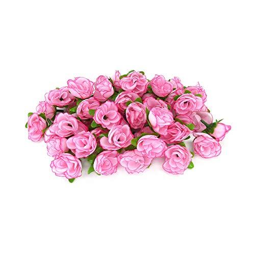 Akord Künstliche Rosen, Rosen, Rosa, 50 Stück