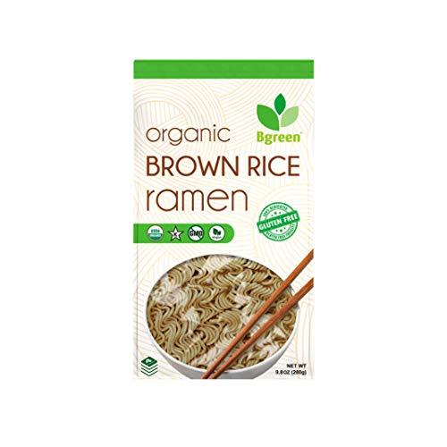 Big Green Organic Food- Organic Brown Rice Ramen, Gluten-Free, Non-GMO, Vegan, Kosher (1)