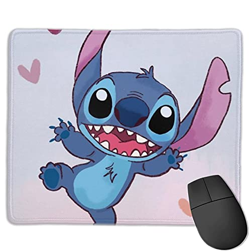 St-Itch Alfombrilla de ratón Antideslizante Alfombrilla de ratón con Base de Goma para Ordenador portátil de Oficina para Ordenadores de Oficina Ordenador portátil Mac PC 18x22 Pulgadas