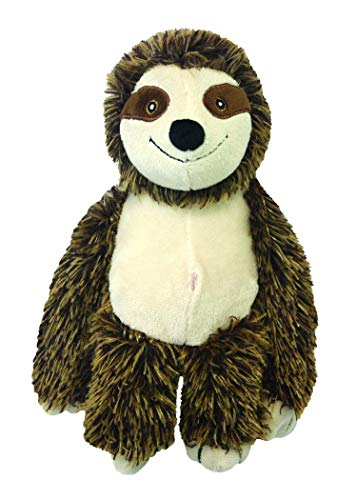 Multipet Bark Buddies Sloth 10' Dog Toy