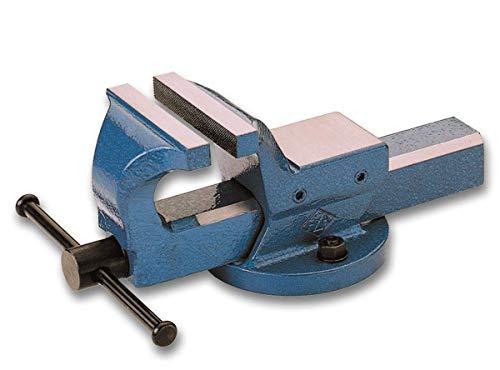 Kiesel Werkzeuge FZA-Parallel-Schraubstock Mondial 100 mm, MO/R. 100