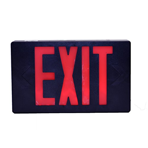 Check Out This Bush Baby Hardwired Emergency Exit Sign with 1080P HD Camera