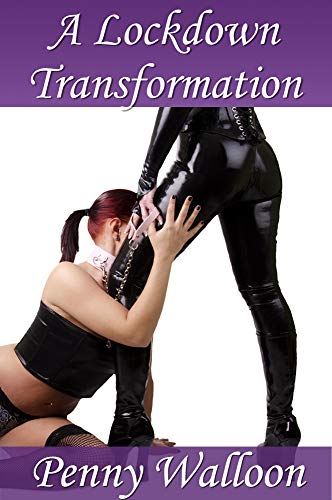 A Lockdown Transformation: A Couples Crossdressing Story (English Edition)