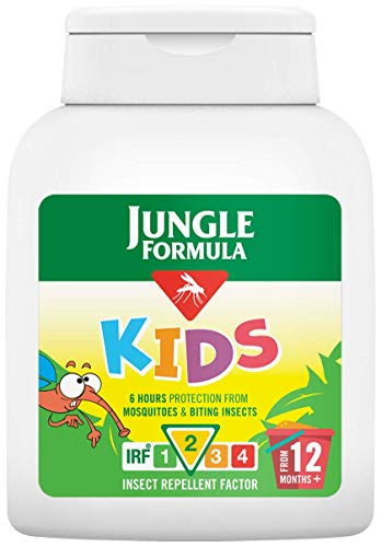 Jungle Formula for Kids Lotion Insect Repellent, 125 ml