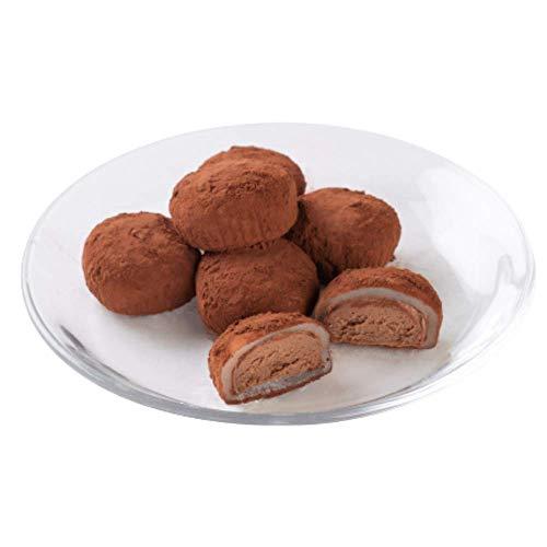 新杵堂 餅ショコラ 6個 ギフト プレゼント チョコレート スイーツ 餅 お土産