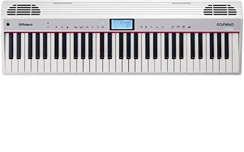 Roland ローランド - アレクサ内蔵 デジタルピアノ GO:PIANO with Alexa Built-in GO-61P-A