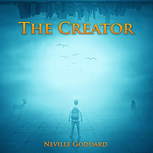The Creator audiobook cover art
