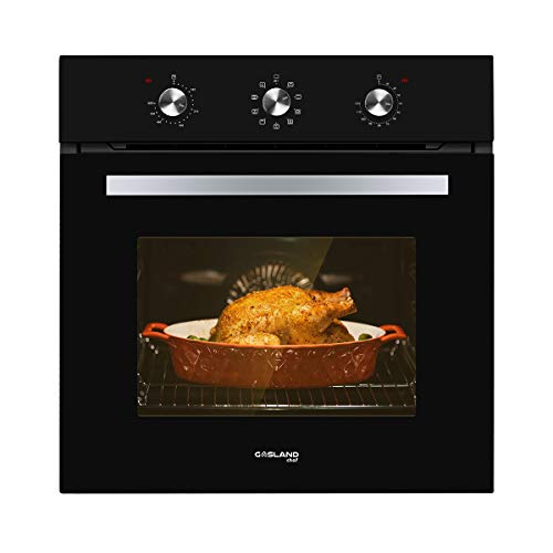 Single Wall Oven, GASLAND Chef ES609MB 24
