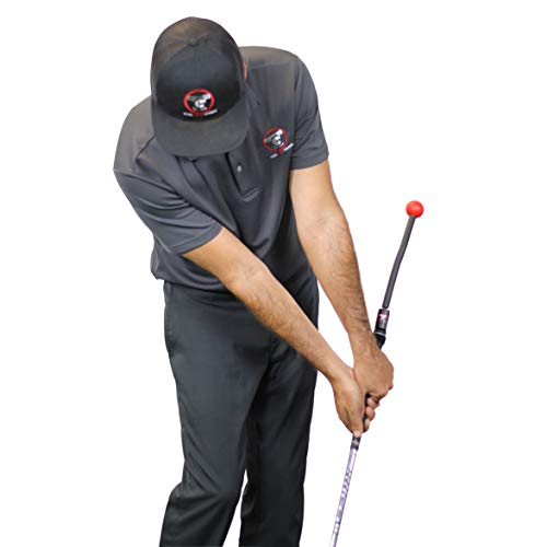 TOTAL GOLF TRAINER 3.0 Kit – Golf Training Aids – Golf Swing Trainer - Teaches and Corrects Golf Swing, Posture and Hip Rotation, Wrist, Elbow and Arm Position