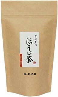 ブルックス 有機栽培 ほうじ茶 100g