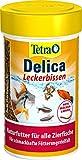 TetraDelica Bloodworms, Naturfutter für Zierfische