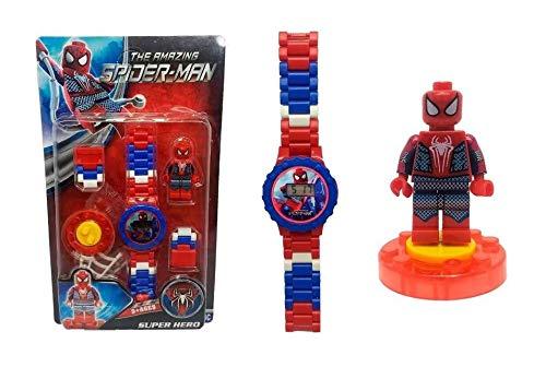 Relógio Infantil Homem Aranha Spiderman