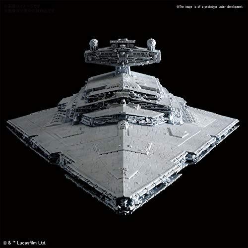 BANDAI Star Wars Star Destroyer 1/5000 Scale Plastic Model