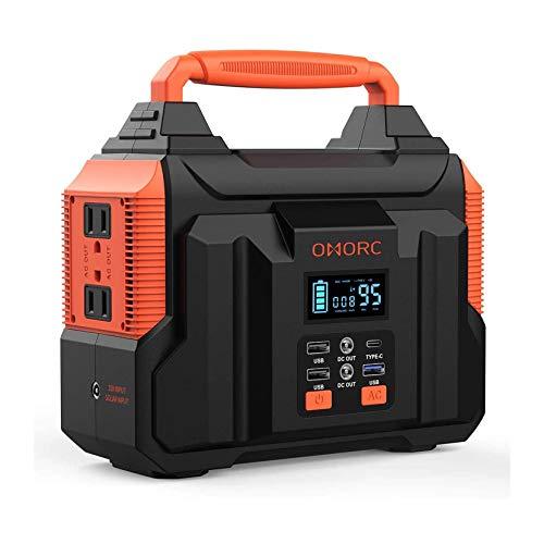 300W Portable Power Station OMORC Pure Sine