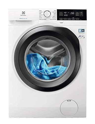 Electrolux EW6F394S Freilauf Frontlast 9 kg 1400 g/m Cl.A+++ -20% Waschmaschine Weiß Bianco