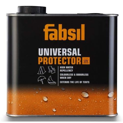 Fabsil 2.5L UV Waterproofer Sealant Waterproofing Tent Awning Canvas Grangers