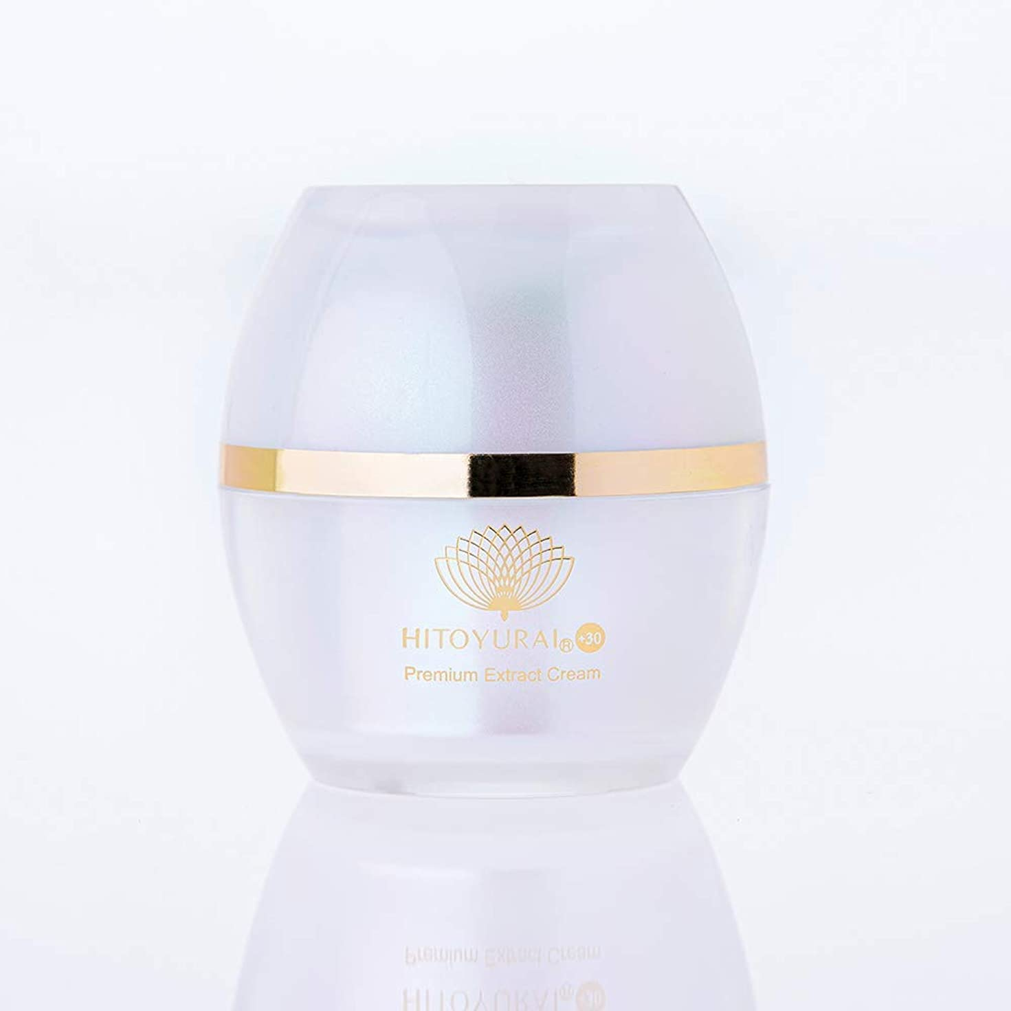 バーマドゆりきらめくヒトユライプレミアム クリーム幹細胞培養液(神経系+脂肪系)高配合 &ヒトユライ プレミアム フェイスマスク 20ml 1枚セット