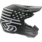 6D Helmets ATR-1 Helmet - Tactical (Large) (Black)