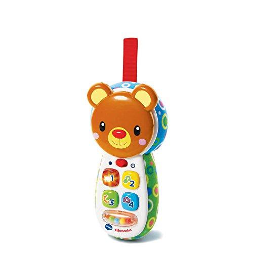 Vtech Baby 80-502704-Bärchenfon brown