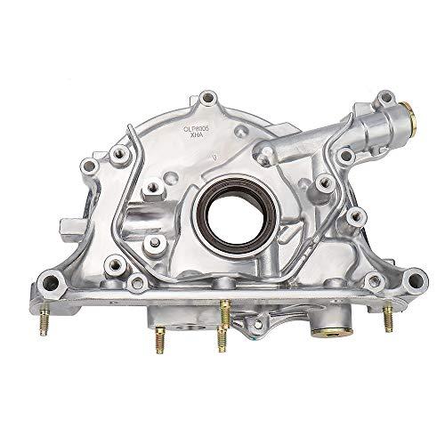 DRIVESTAR Oil Pump 15100-P72-A01 for Acura 1996-2001 Integra, for Honda 1999-2000 Civic,1996-1997 Civic del Sol,1997-2001 CR-V