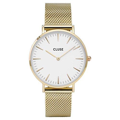 CLUSE–Reloj en acero Bohemia (CL18109)