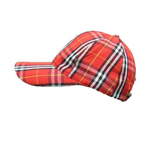 Hamac détente Red Check Cap